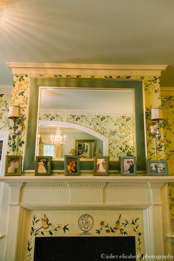 display of family photos | Home, Entryway tables, Home decor