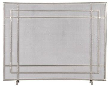 modern contemporary co ideaction uk fireplace screens fire