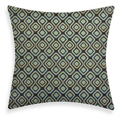 ModDiva: Brown Decorative Pillows