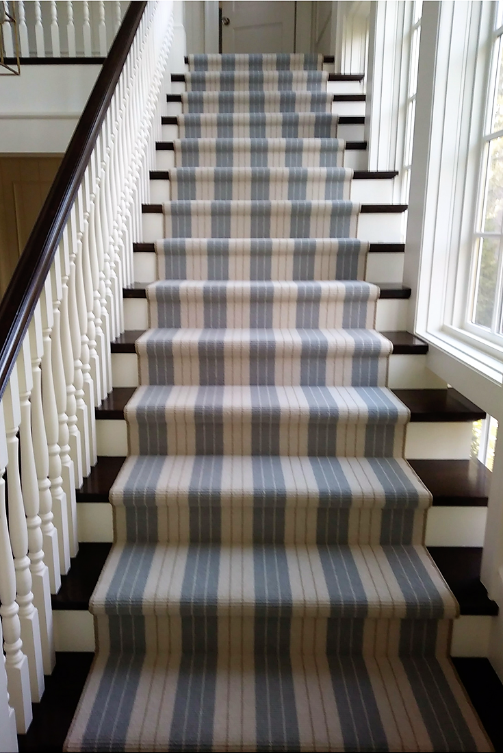 Best This Staircase Looks Timeless And Fresh In Our Classic 400 x 300