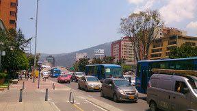 Sol solecito en Bogotá