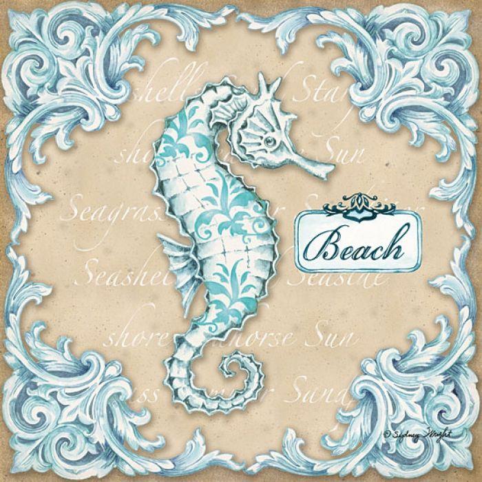 Sea Tiles - Beach
