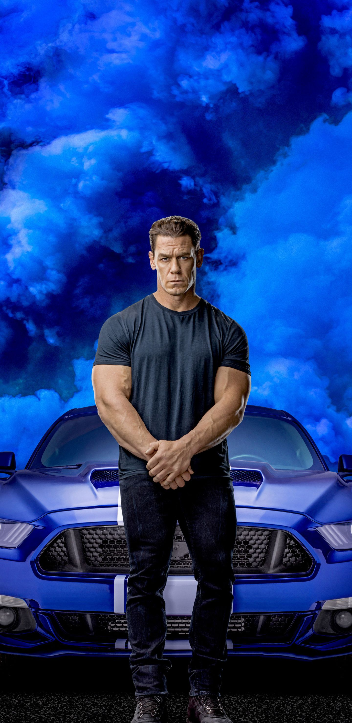 Download john cena fast furious 9 2020 movie wallpaper