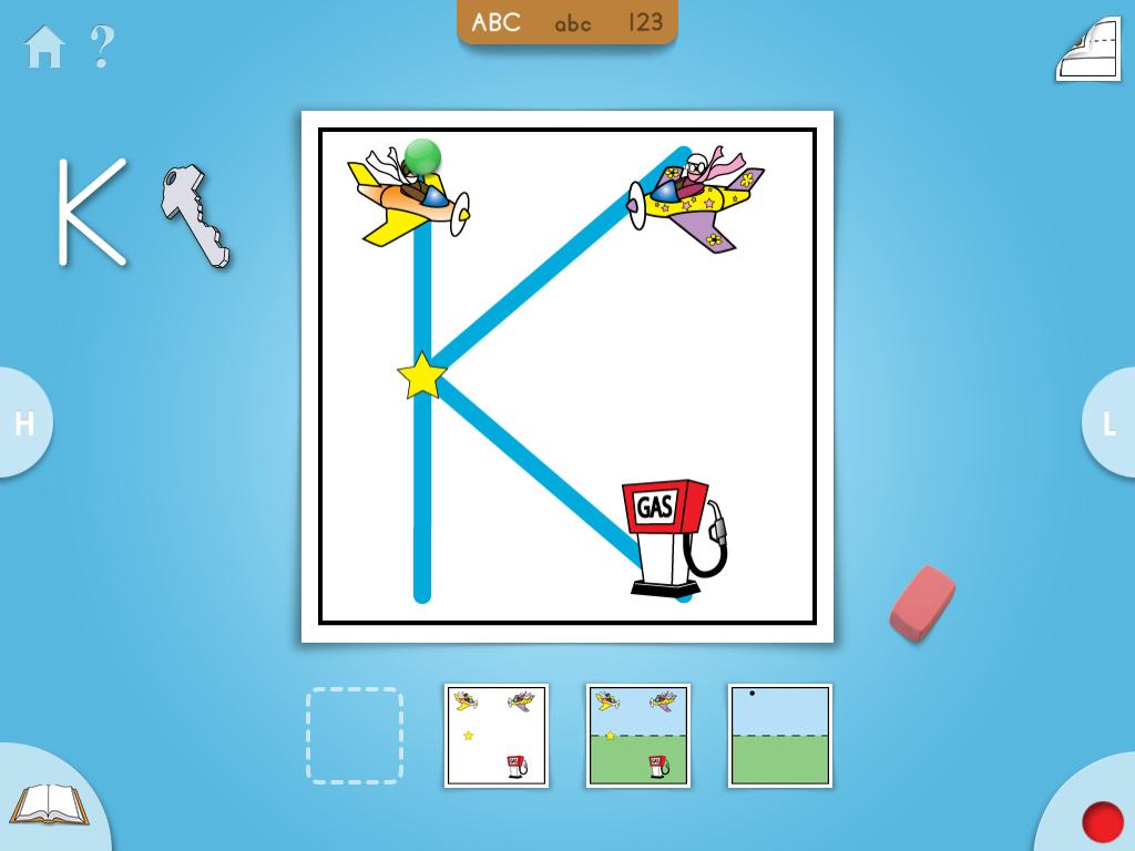 Startdot A Handwriting App For Children