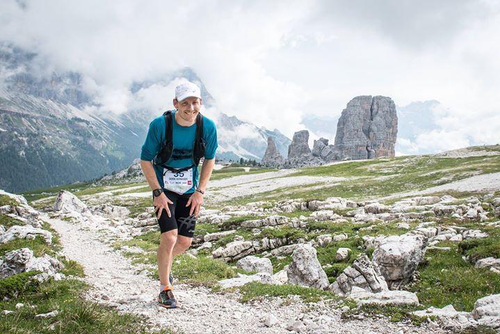 The North Face Lavaredo Ultra Trail with Didrik Hermansen.