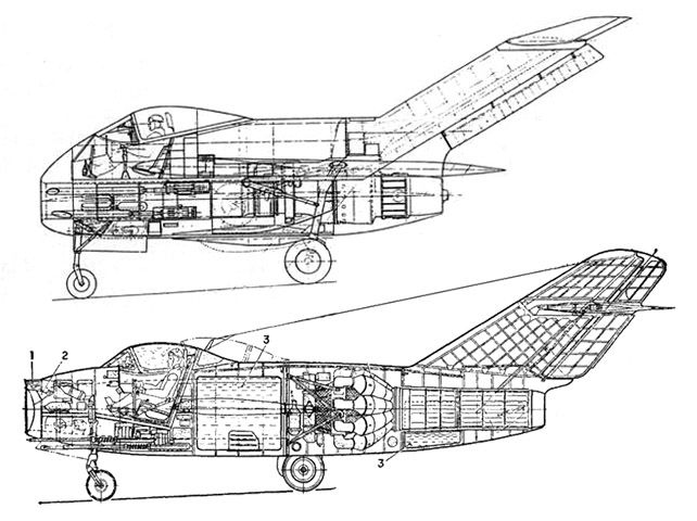 ta183 and developed from it mig15