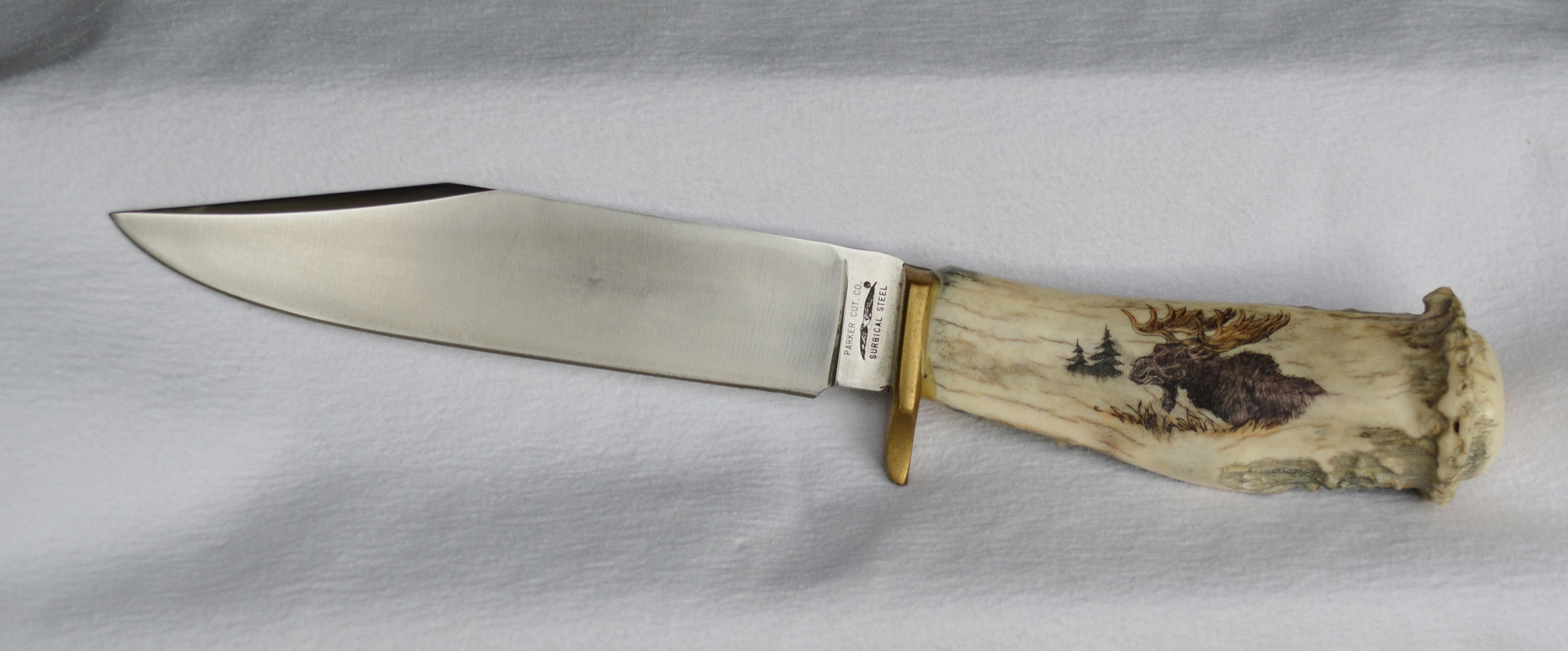 Pin On Collector Knives