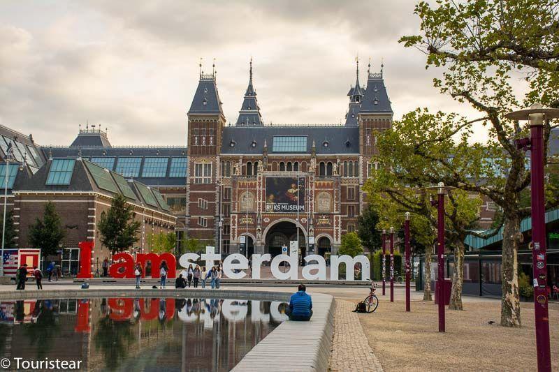 Qué Ver Y Visitar 4 Días En Amsterdam Viaje A Amsterdam Amsterdam Barrio Rojo