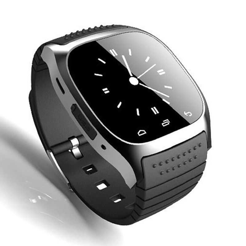 M26 Bluetooth Smart Wrist Watch Phone Mate For Android IOS