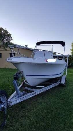 Used 2004 Pro-line 20 Sport, Cutler Bay, Fl - 33157 - BoatTrader com