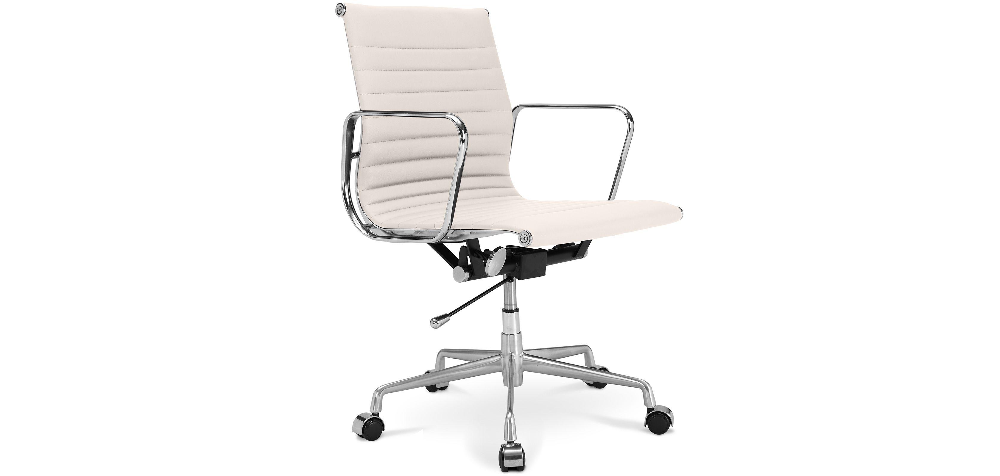 Chaise Bureau Style Alu Group Ea 117 Eames Cuir Premium Roulettes Office Chair Chair Loft Living