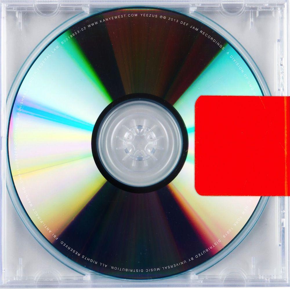 Kanye West Yeezus Rap Album Covers Kanye West Yeezus Kanye West Albums