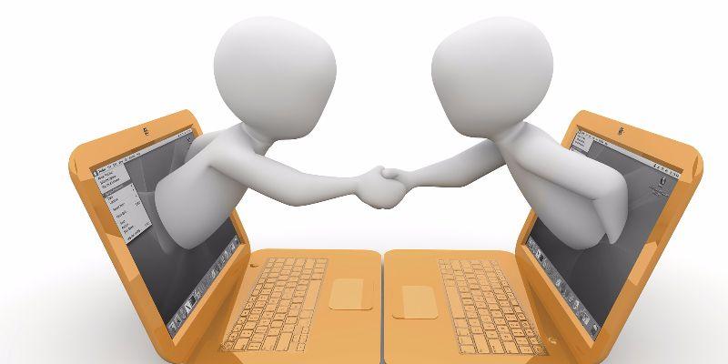 travailler sur un site de rencontre)