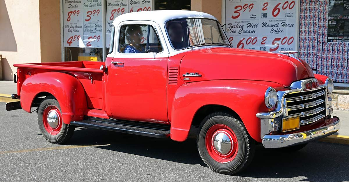 50 Beautiful And Rare Classic Trucks Page 12 Of 50 With Images Gmc Trucks Trucks Classic Trucks