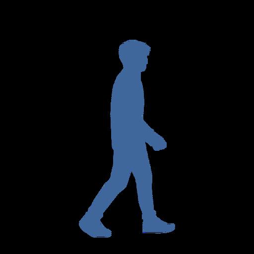 Walking Man Side View Silhouette Ad Man Walking View Silhouette Side In 2021 Walking Man Silhouette Man Silhouette