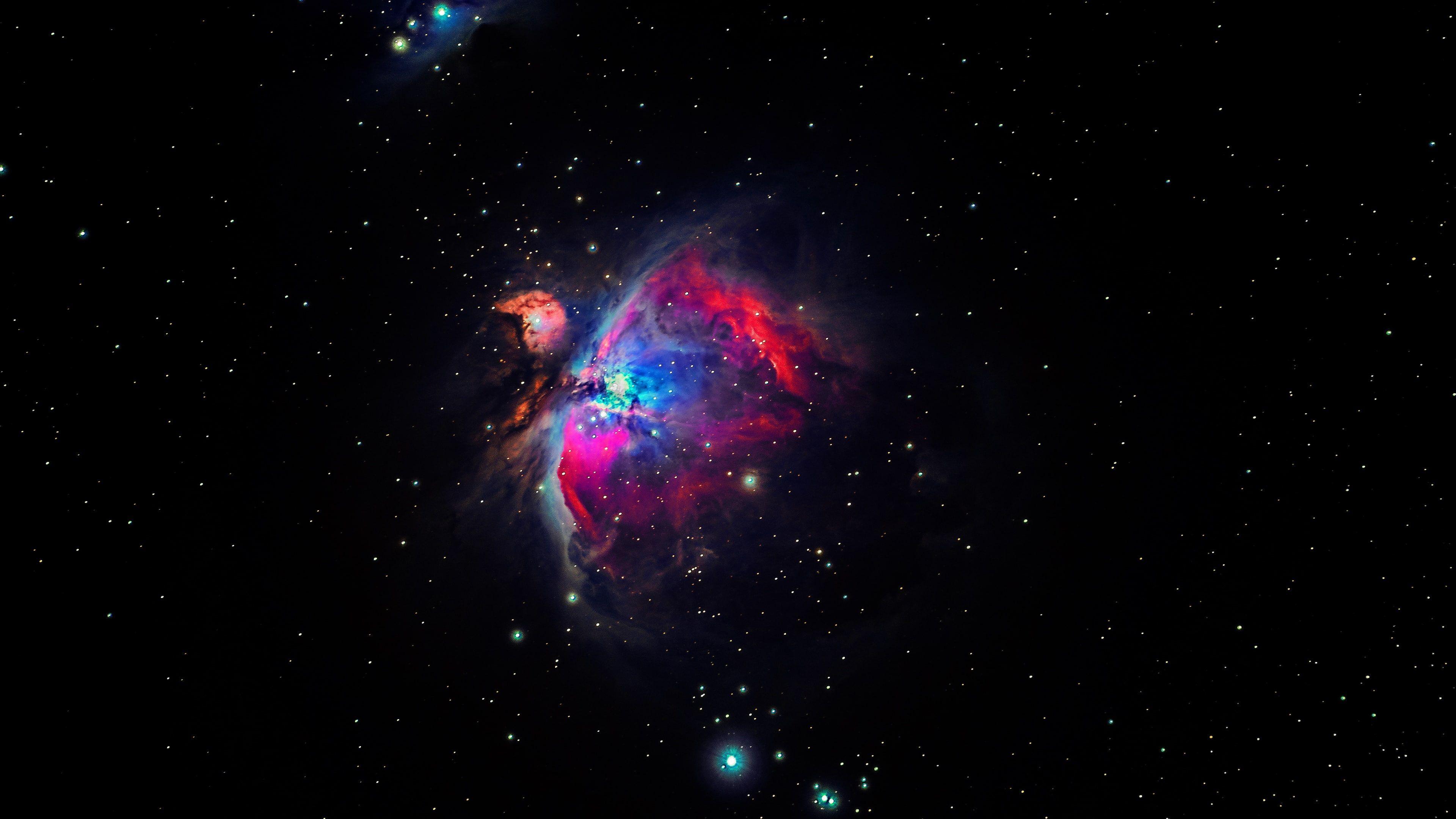 nebula galaxy universe space astronomy m42 orion
