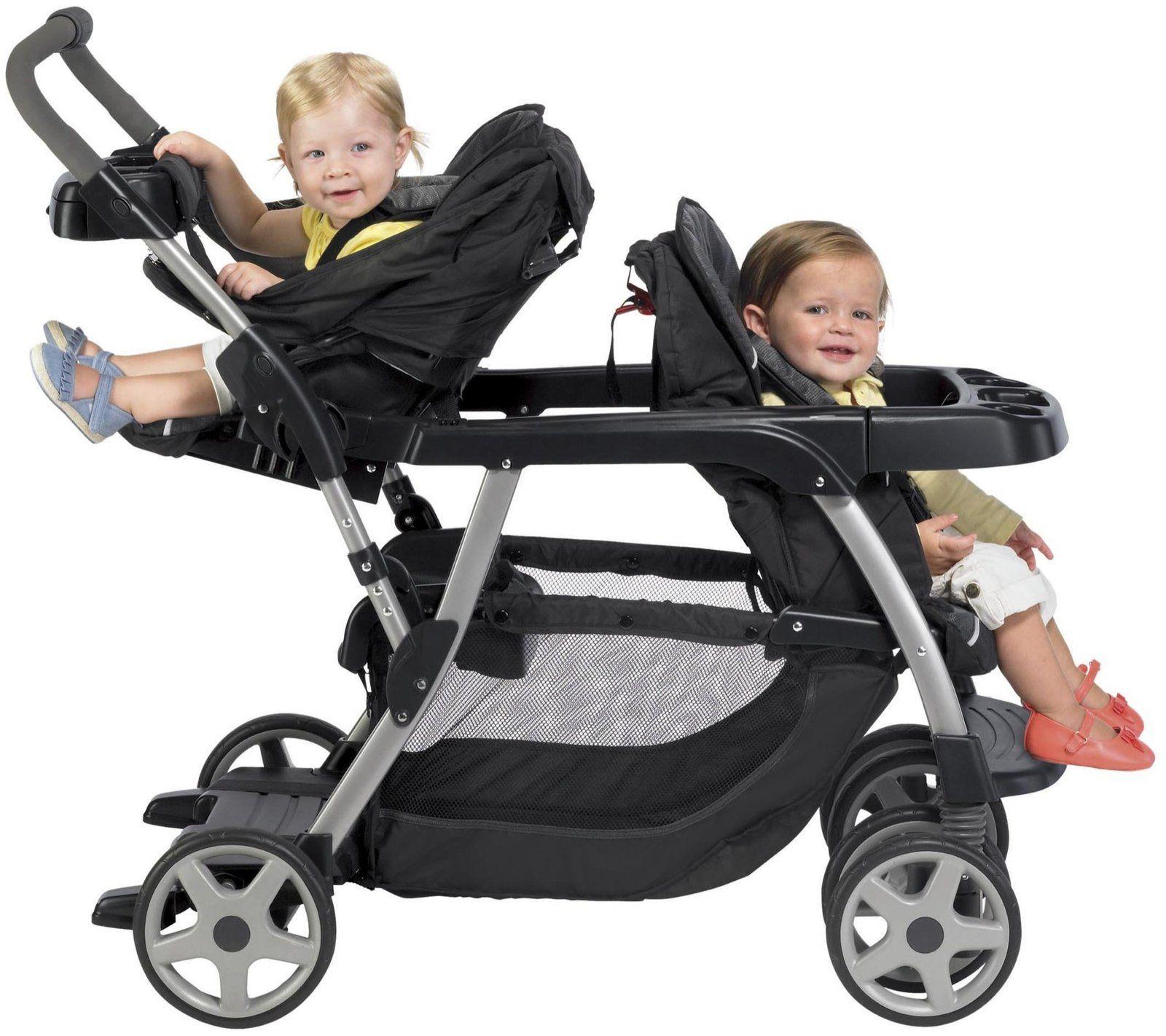 Graco Ready To Grow Duo Stroller Metropolis Best Price