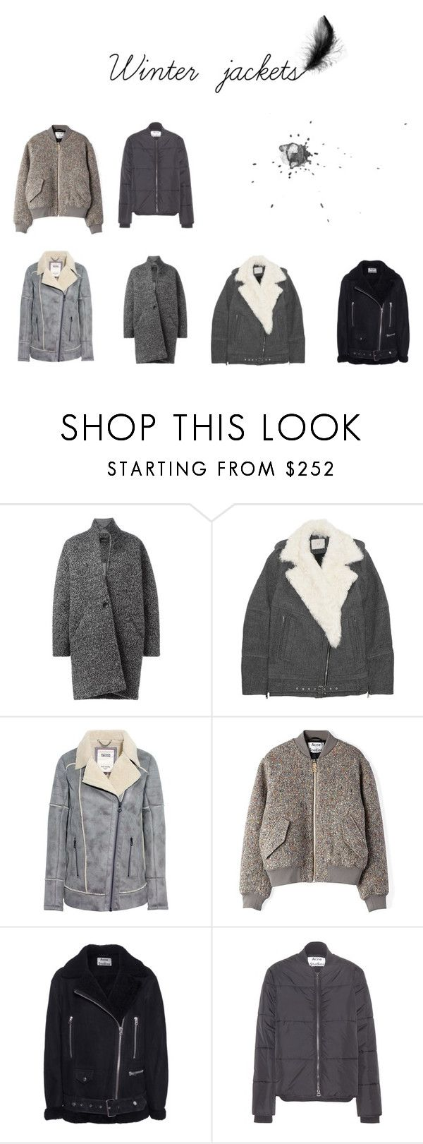 """""""Untitled #21"""" by liva-robertson ❤ liked on Polyvore featuring Isabel Marant, IRO, Tommy Hilfiger and Acne Studios"""