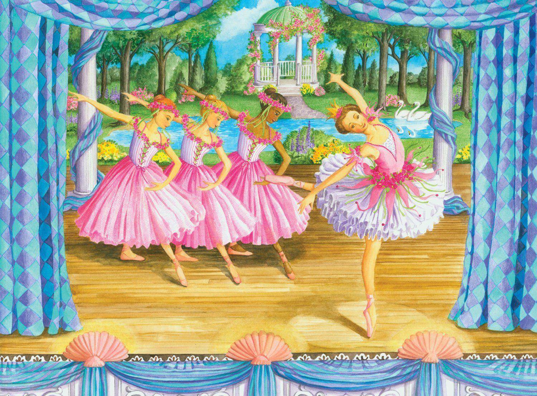 Praatplaat ballet