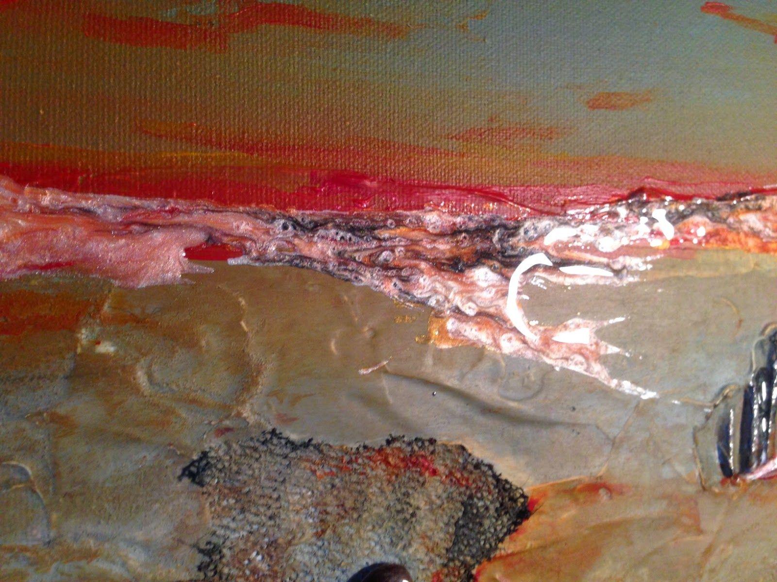 pinceaux, couteaux, tableaux: testé pour vous : la peinture à ... - Difference Peinture Glycero Et Acrylique