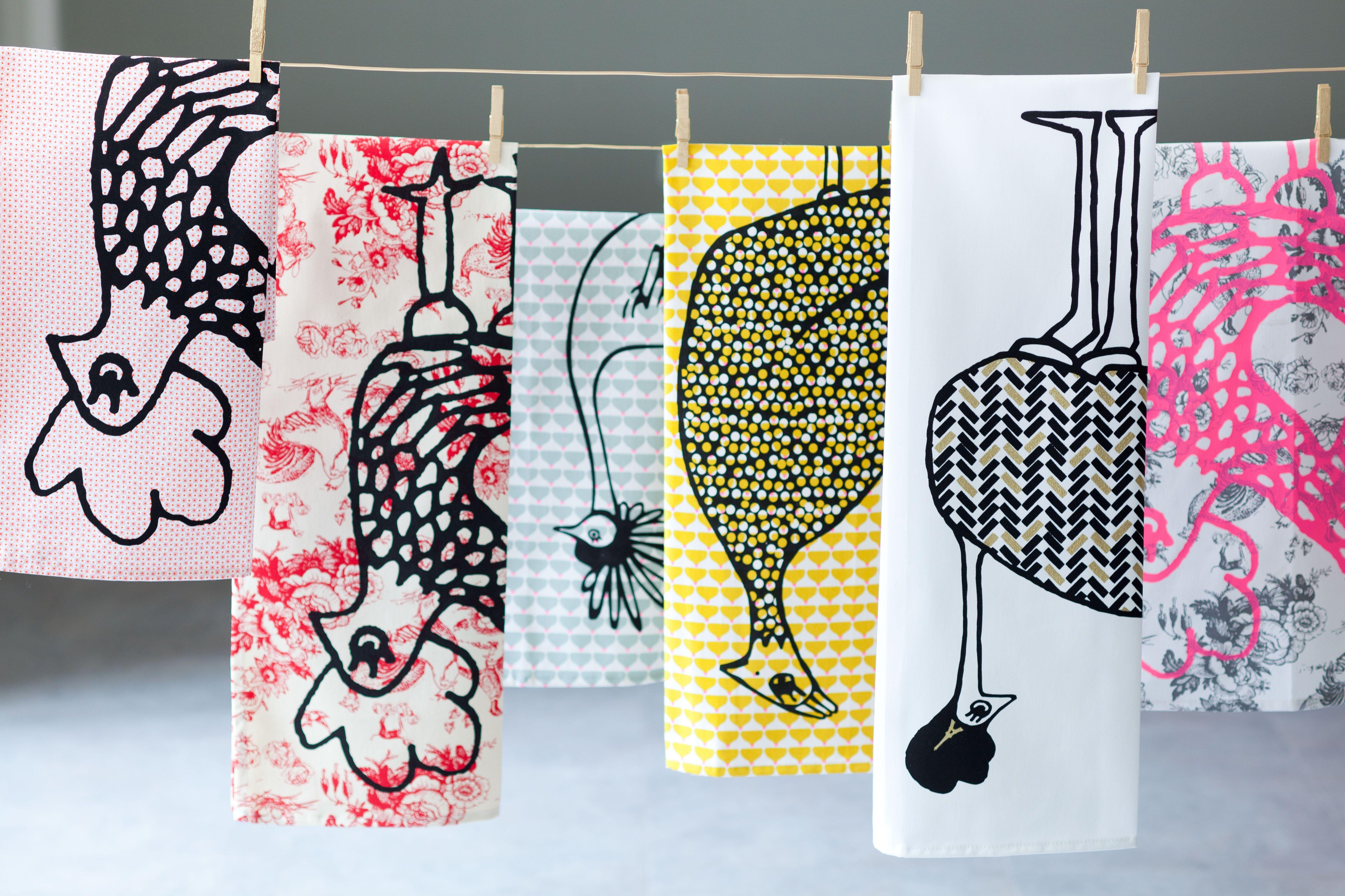Tea Towels #lacococotteparis