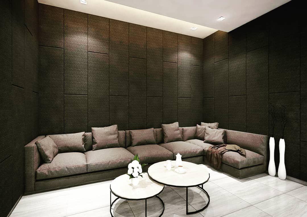 Project karaoke room location ponorogo concept modern contemporer interior inside interior