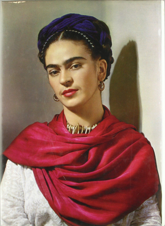 Nickolas Muray (1892 - 1965), Foto van Friada Kahlo (1939)