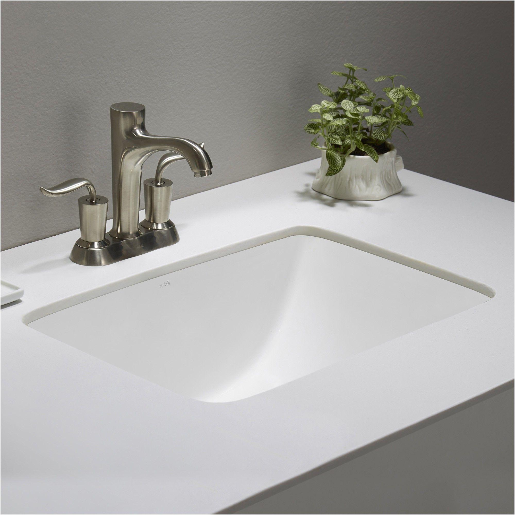 Ceramic Sink Kraususa From Small Undermount Sinks Bathroom