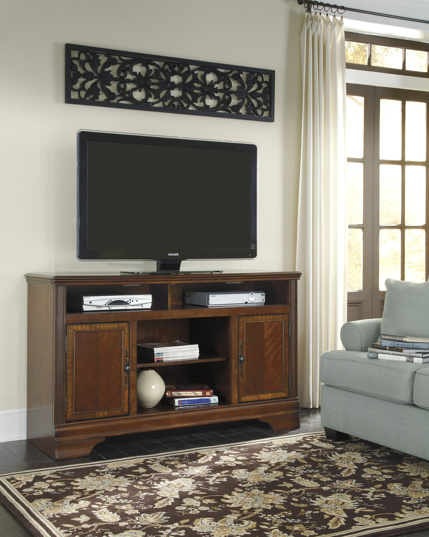 Hamlyn lg tv stand wfireplace option products pinterest tvs