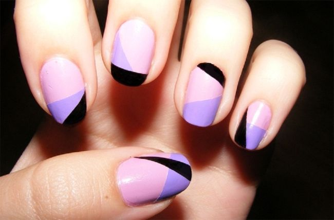Simple Nail Paints Design For S 2016