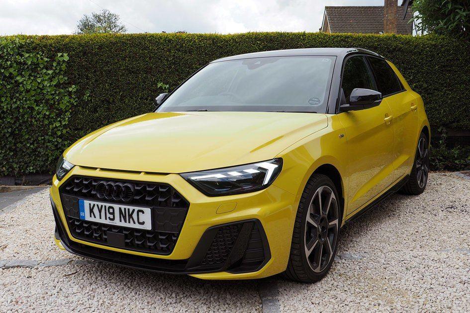 Audi A1 Sportback 2019 Review A Fancy First Car Audi A1