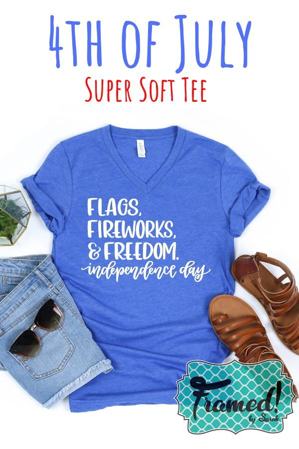 Instant Message Fireworks and Freedom Toddler Hi Lo Tank