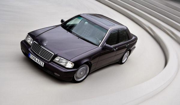 Mercedes-Benz C36 AMG  (year 1994)