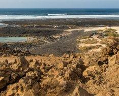 Surf op de plek El Hierro Plekken voor surf in Fuerteventura