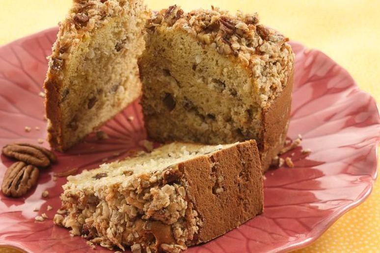 Banana crunch cake recipe with images banana crunch