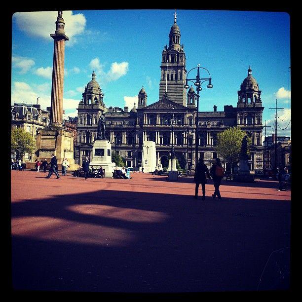 George Square- Glasgow