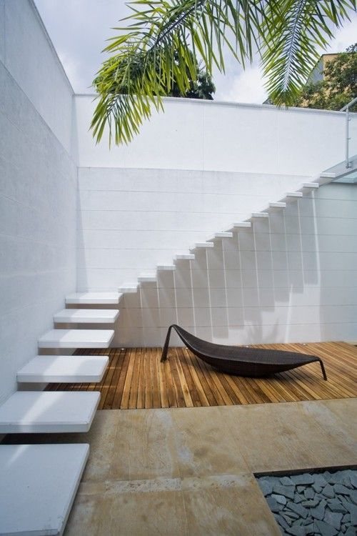 Arquitectura Casas Escaleras Exteriores Arquitectura: BLOG DE CASAS: Diseño De Escaleras #25