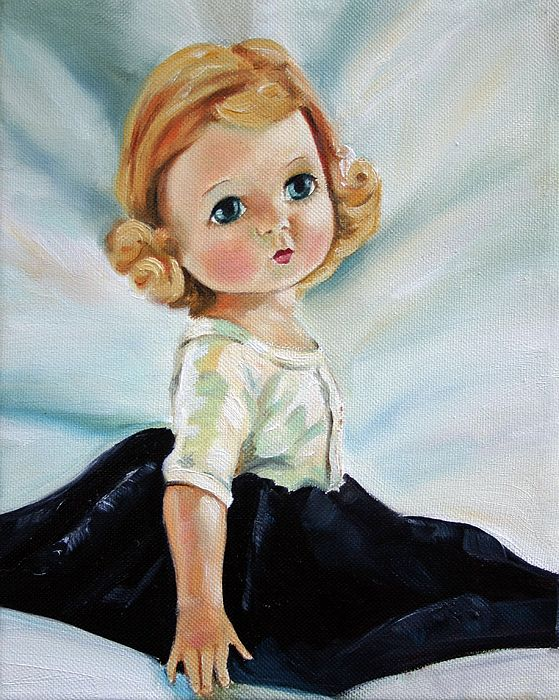 Doll Painting Picture