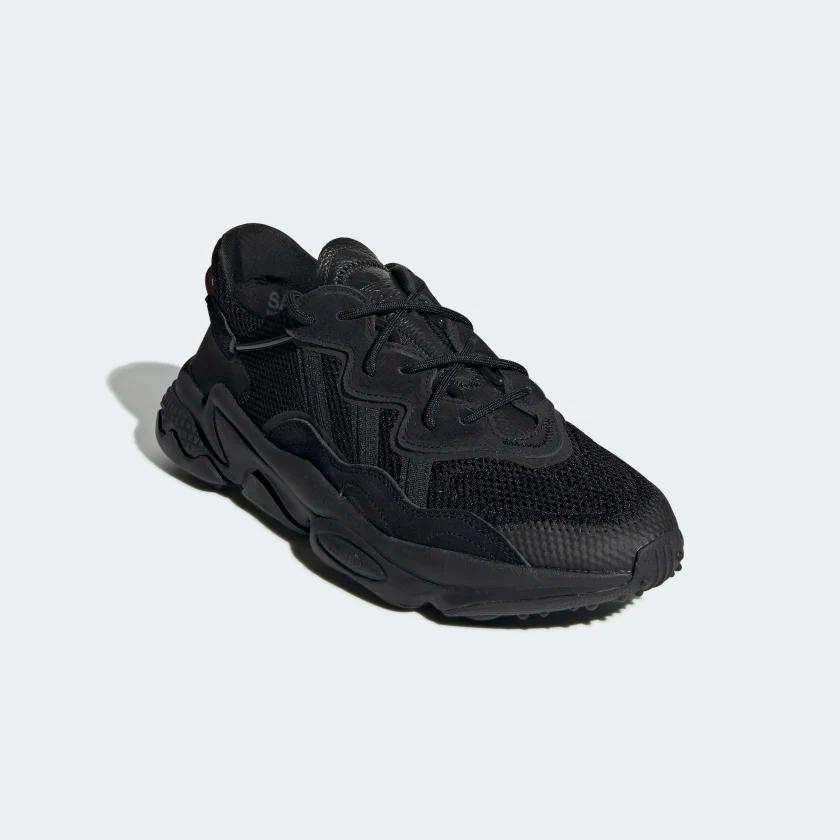 OZWEEGO Shoes | Black shoes, Black adidas, Sporty shoes