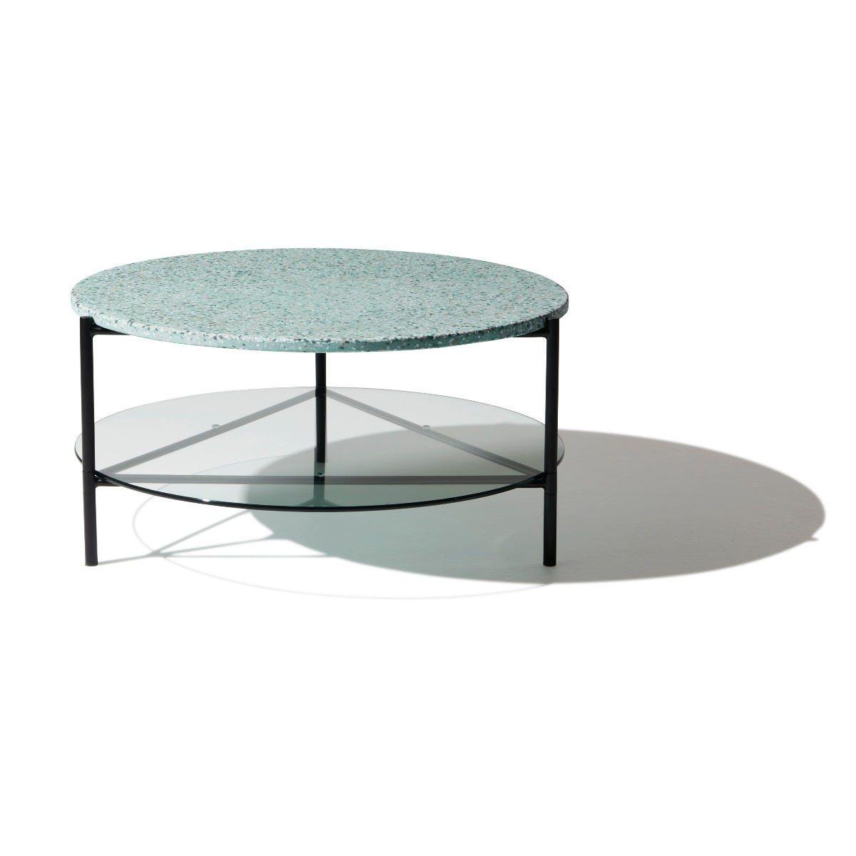 Terrazzo Coffee Table Grey Terrazzo White Frame In 2021 Coffee Table Coffee Table Grey Terrazzo Coffee Table [ 1200 x 1200 Pixel ]