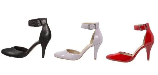 Tamaris Tacones Black zapatos Tamaris tacones black Noe.Moda