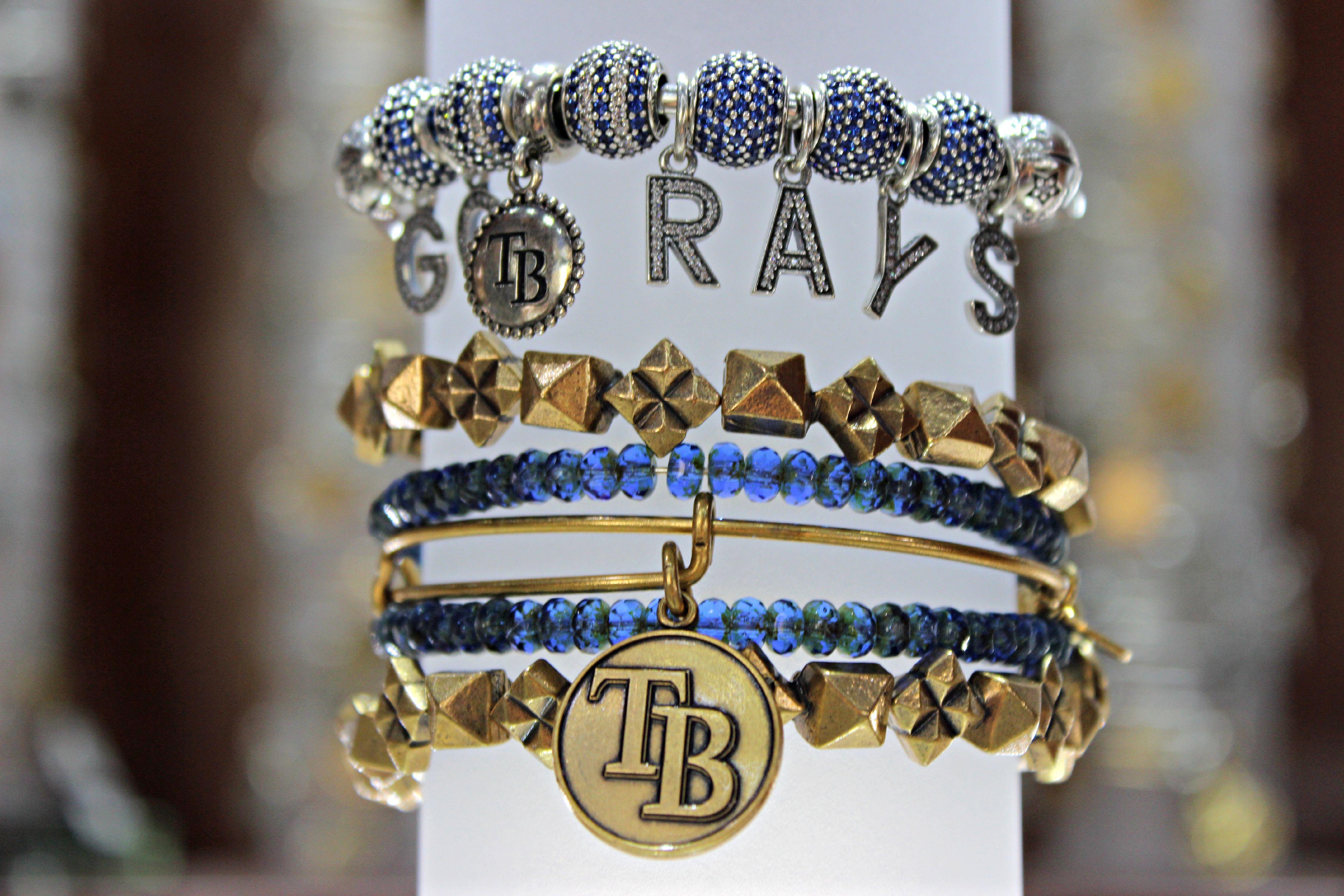 Diamonds Direct Wear Tampa Bay Rays Pride Loud