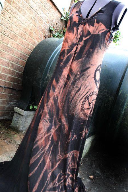 Post Apocalyptic Zombie Gears Goth Steampunk par AnansiTheSpider