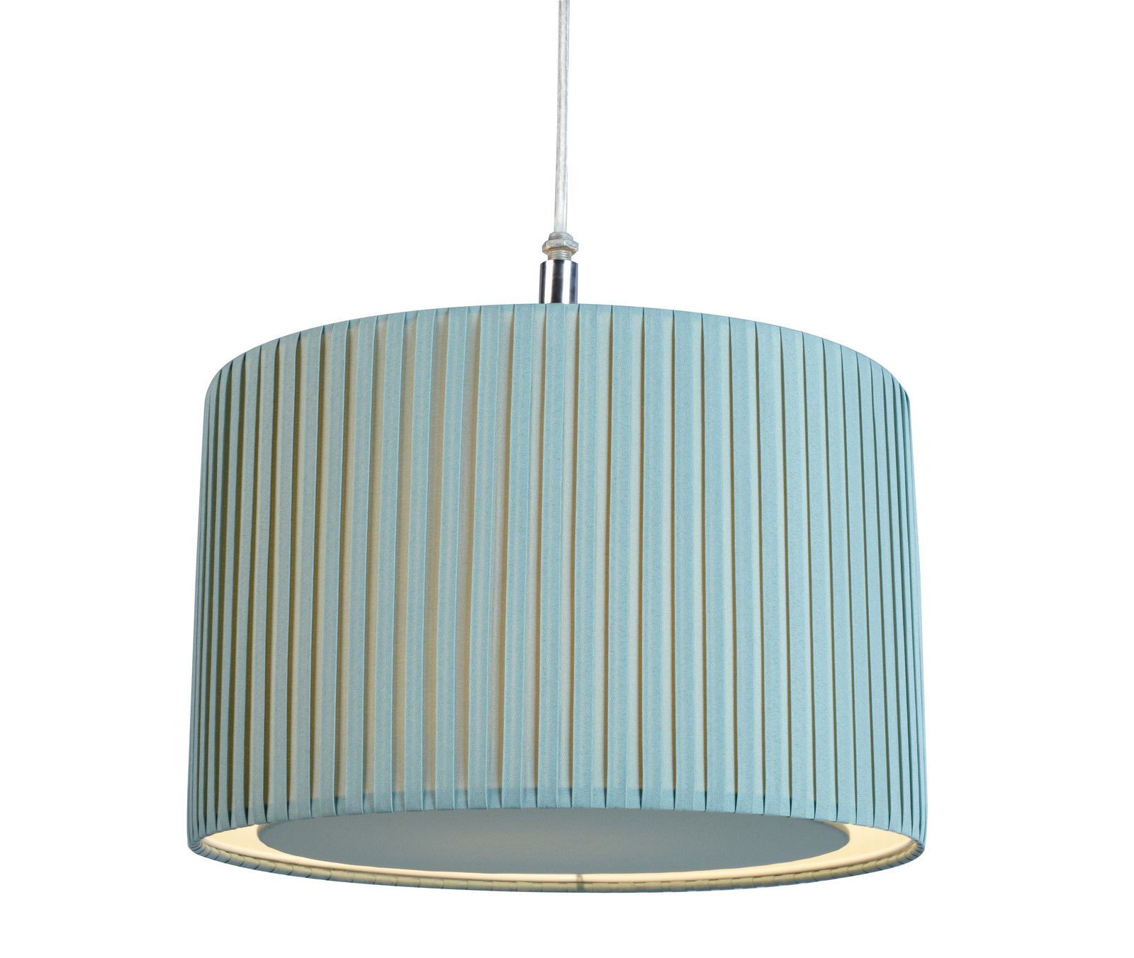 Lamp Shades For Ceiling Lights: Details About Pleated Fabric Drum Lampshade Diffuser