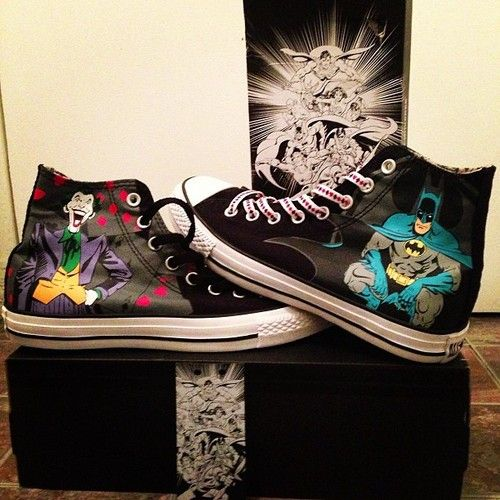 Epic shoes! (Found on tumblr)