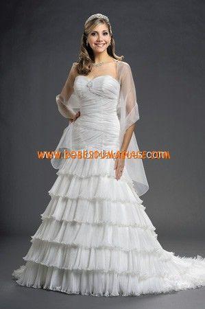Romantique de Mariées Robe de Mariée - Style 4633