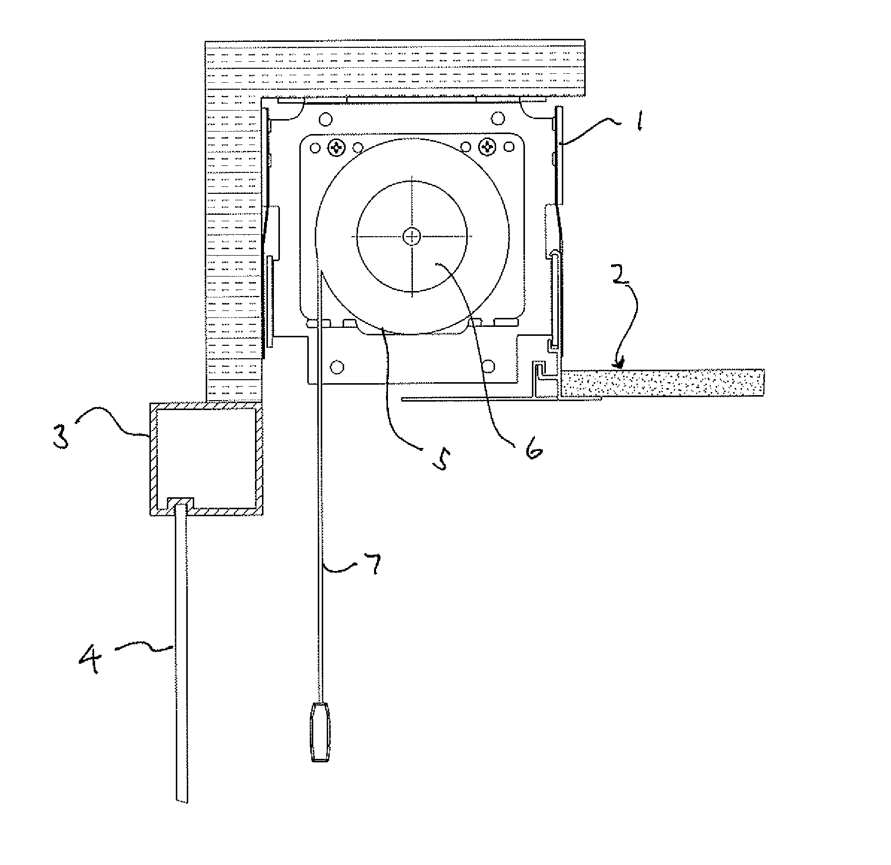 Patent Us8505865 Roller Blind End Bracket Plate Google
