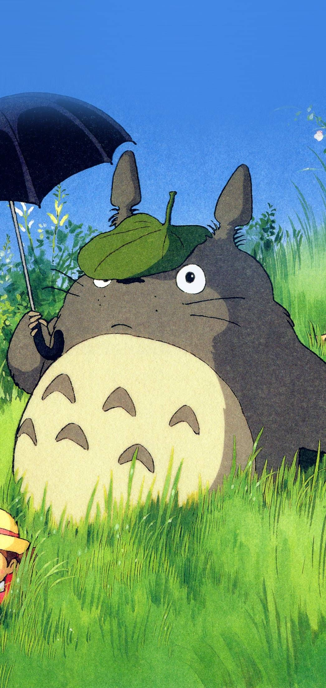 Top Collection Phone And Desktop Wallpaper Hd Ghibli Artwork Totoro Art Studio Ghibli Background