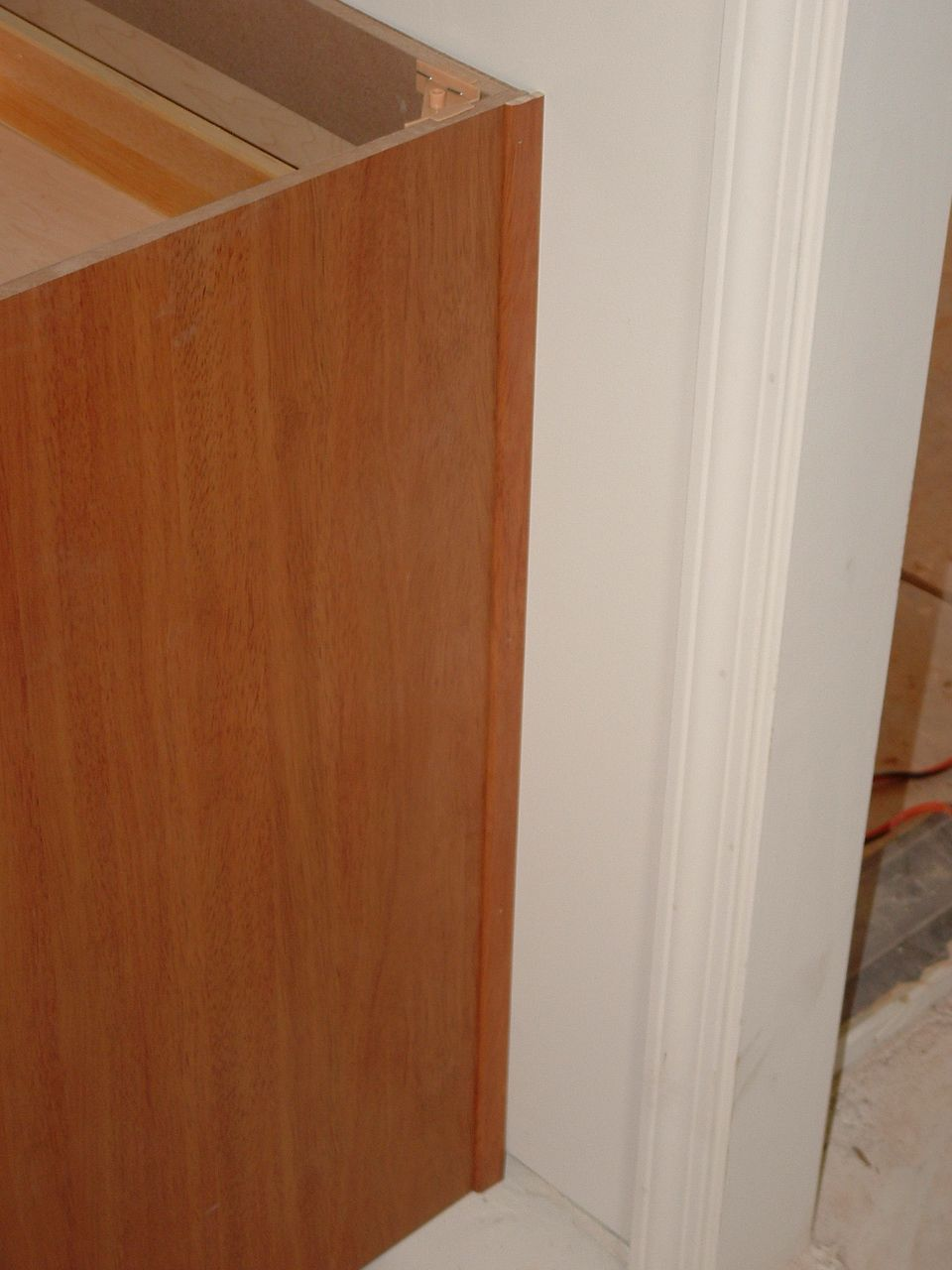 install kitchen cabinet scribe molding cabinets matttroy