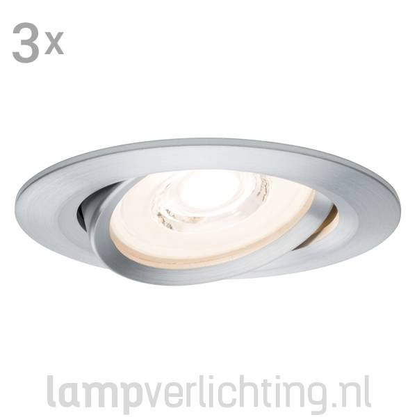 Pin Op Led Inbouwspots En Led Downlights